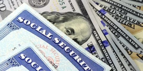 Get paid for social security benefits